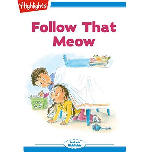 Follow That Meow copertina