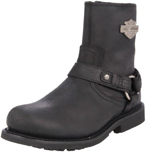 Harley-Davidson - Botas para hombre, color negro