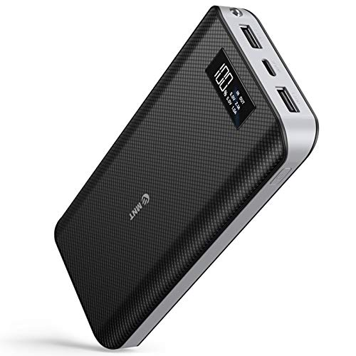 (30000mAh) Portable Charger,Essential High-Speed Power Bank USB-C,High-Capacity External Battery Pack for Cell Phone iPhone x/ 11 pro/ 12/ XR/8Plus, Samsung Galaxy/Note, iPad,LG,and More.(Black) 8