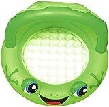 HJQFDC Falten Pool, aufblasbarer Schwimmbad mit Kindern, Schwimmbad im Meer, Paddling Pool, Kindersandpool, Gartenpool Party Spielzeug (Farbe: rot) Peng (Farbe: grün) MEI