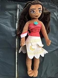 Scallion 2017 New Movie Moana Cute Lovely Princess Moana I 25-50Cm Moana Waialiki Pig Heihei Chicken Plush Dolls Princess Toys U Must Have Friendship Gifts The Favourite DVD Superhero LOL Unboxed