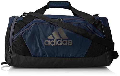 adidas Team Issue II Medium Duffel Bag, Team Navy Blue, ONE SIZE