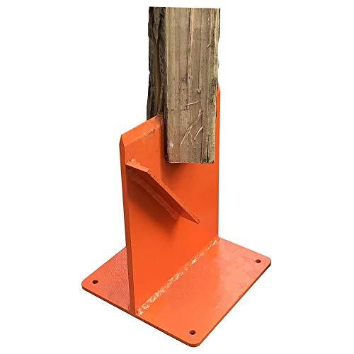 Best Buy! Wood Kindling Splitter for Wood Stove and Fireplace - Log Splitter Chop Firewood | Plaints...