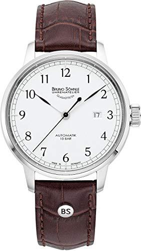 Bruno Söhnle Hamburg Automatik Big 17-12203-221 Reloj Automático para Hombres