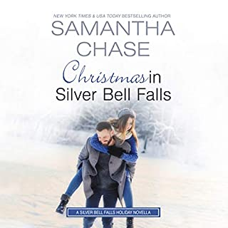 Christmas in Silver Bell Falls audiobook cover art