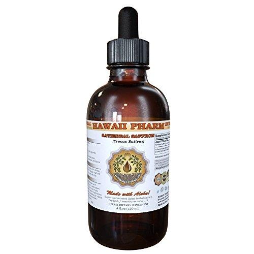 Satiereal Saffron Crocus Sativus Liquid Extract 4 Oz Buy