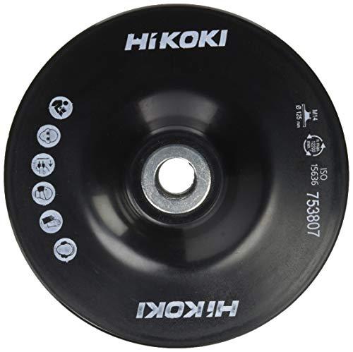 Hikoki 753807 - Placa de soporte para discos de lijado para amoladoras angul