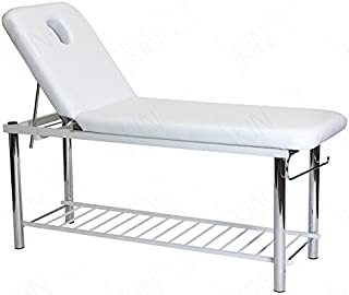 Metal Frame Edition of Smart Massage/Facial Bed & Table +600lbs (Heavy Duty) with One Free Stool