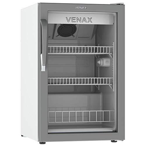 Expositora de Bebidas Venax Branca 100 Litros - VV100L - 127V