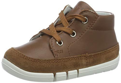 Superfit Jungen Flexy Sneaker, Braun (Braun 30), 23 EU