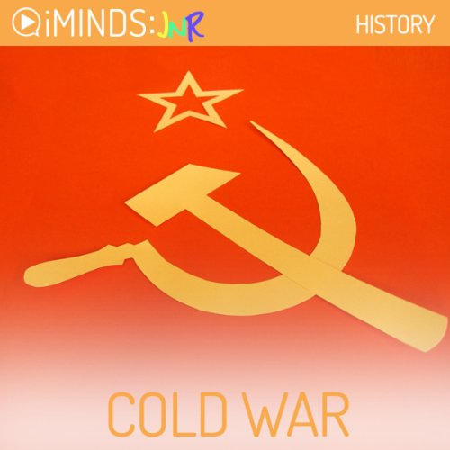 Cold War audiobook cover art