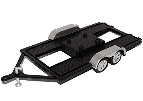 ANHÄNGER AUTOANHÄNGER AUTO ABSCHLEPPER SCHLEPPER N 1/18 MODELLAUTO MODELL AUTO