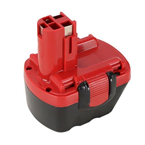 2 Batteries 12V 3.0Ah Pour BOSCH remplacement BAT043 BAT045 046 049 120 139