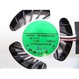 新品ラップトップCPUの冷却ファン互換 CLEVO W110ER W110ERF M111X-X M1110Q-C M1100Q-C 6-23-AW150-100 AB0505HX-JC3(CWM1110)