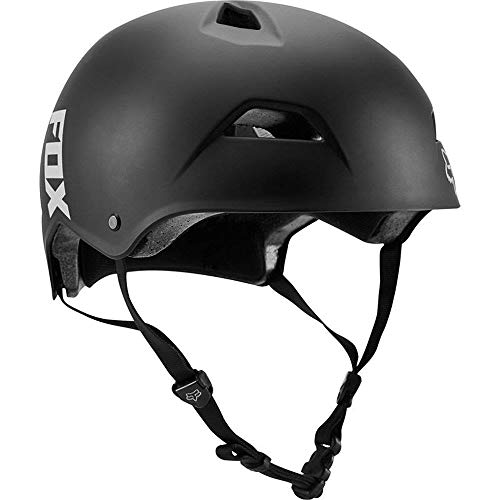 FOX Flight Sport MTB BMX Helm schwarz