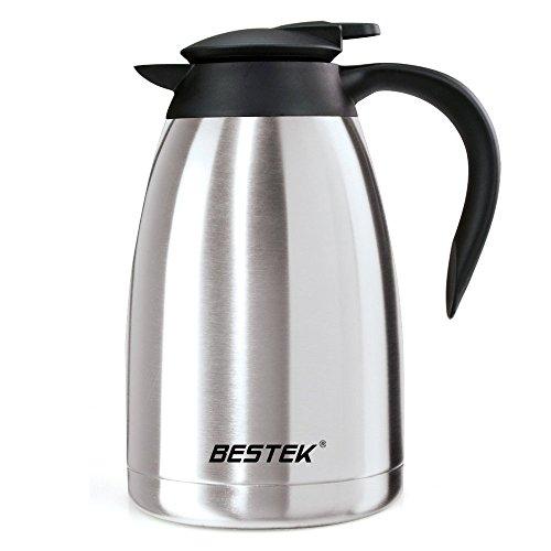 BESTEK Kaffeekanne