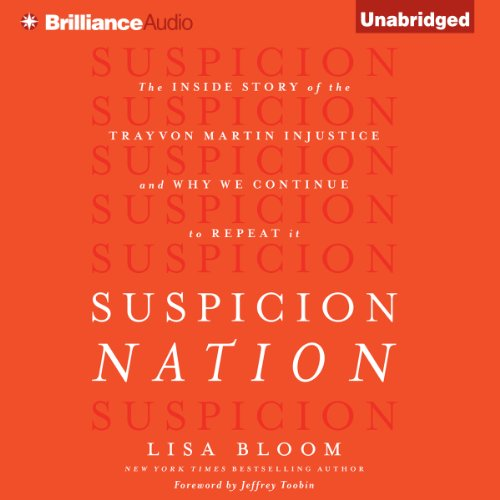 Suspicion Nation audiobook cover art