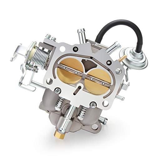 Dromedary Carburetor Carb For Dodge Chrysler 318 Engine Carter BBD Lowtop 2 Barrel V8 5.2L MB-172-HCY (Manual Choke)