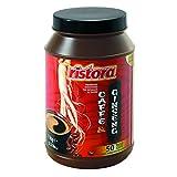 Ristora - Caffè Istantaneo al Ginseng - 1 Kg già Zuccherato - Preparato Istantaneo per Bevanda Prima Colazione per 50 Tazze con Dosatore