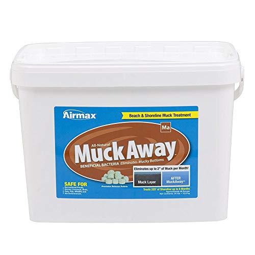Airmax MuckAway Natural Pond Muc...
