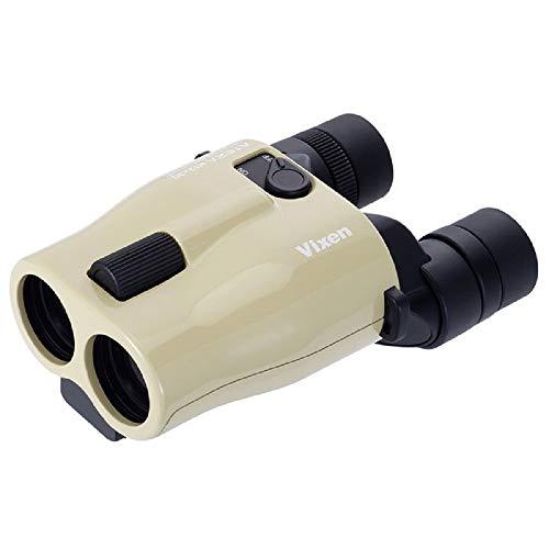 Vixen ATERA H12x30 Fernglas mit Bildstabilisator beige