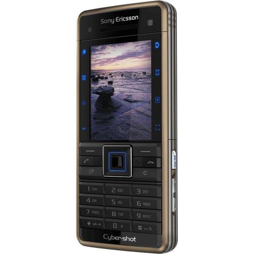 Sony Ericsson C902 Bronze Handy