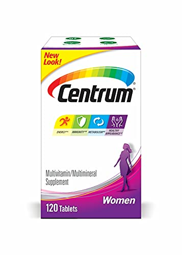 Centrum Multivitamin for Women, Other, 120 Count