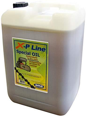 Lem Select – Huile de chaine biodégradable Eco-plus 25 Lt