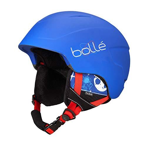 Bollé B-Lieve Casco de Ski Blue Adultos Unisex 53-57 cm