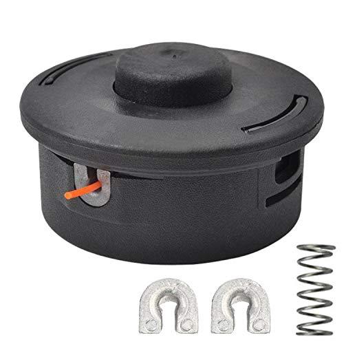 Marvedi Trimmer Head for Stihl Autocut 25-2, Brushcutter FS44/ FS48/ FS50/FS51/ FS55/ FS60 /FS74/ FS76 /FS80/ FS83/ FS85 /FS100/ FS110 /FS120/ FS130 /FS200/FS250 Bump Feed String 4002 710 2191