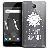 Ultra-Slim Case for 5 Inch Wiko Jerry 2, Summer Sunny
