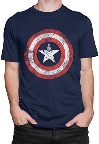 Captain cold shirt _image2