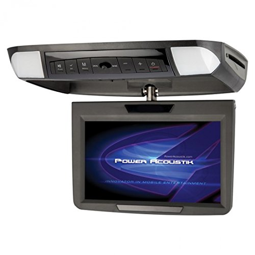 """Power Acoustik PMD-90 Ceiling Mount DVD Overhead with 9"""" LCD"""