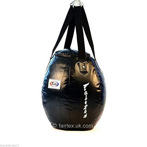 Fairtex Boxsack für Muay Thai Boxen/Wrecking Ball (unbefüllt)