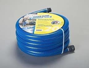 clean dump extension hose