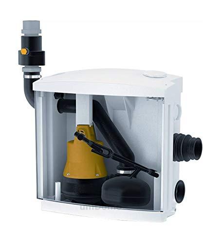 Jung Hebefix Plus Hebeanlage/Schmutzwasserhebeanlage für die Vorwandmontage
