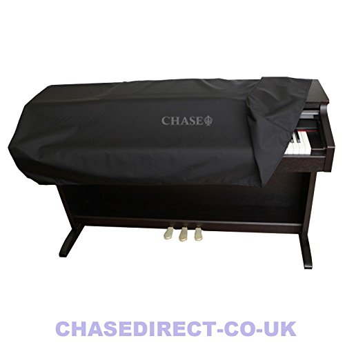 Chase CDC-090 Piano Dust Cover Suitable For Upright Digital Pianos