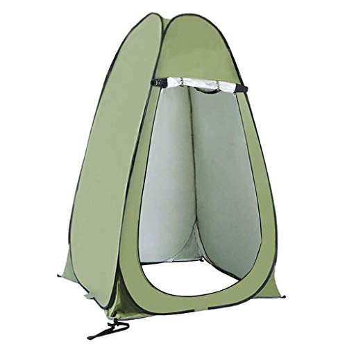 Tents for Camping, Shower Swimming Open Sun Outdoor Shelter Beach Tents Automatic Dressing Quick Camping Tent