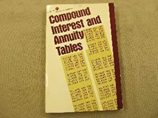 Compound Interest and Annuity Tables (McGraw-Hill Paperbacks)