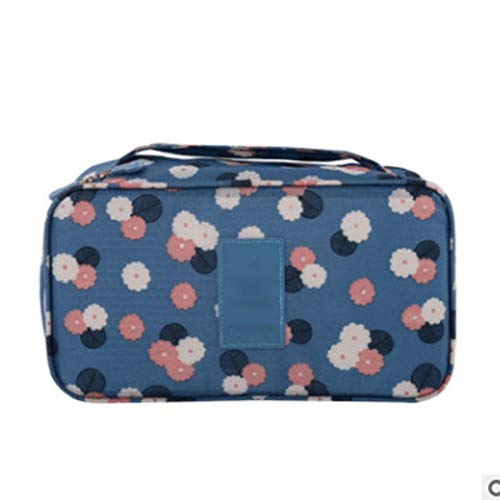 Mifusanahorn Travel Organiser Bra Case Travel Pouch Opbergtas Organizer voor Bras Lingerie Ondergoed Toiletten voor Vrouwen Meisjes