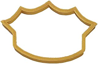Police Hat Plast-Clusive Cookie Cutter 10cm PC0167