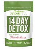 Zero Tea 14 Day Detox Tea, Weight Loss Tea, Teatox Herbal Tea for...