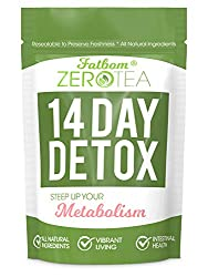 Best detox cleanse products 2018 - Lose weight fast with this detox flat tummy tea cleanse!