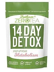 Image of Zero Tea 14 Day Detox Tea,...: Bestviewsreviews