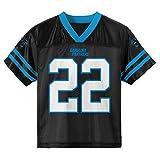 Christian Mccaffrey Carolina Panthers #22 Youth 8-20 Home Alternate Player Jersey (Christian Mccaffrey Carolina Panthers Home Black, 8)