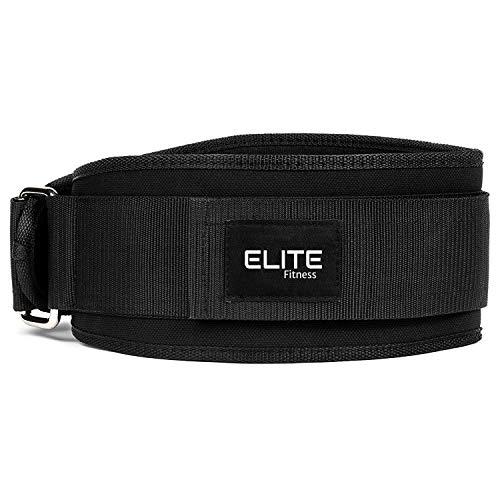 Cinturon Gimnasio Hombre  marca Elite Fitness
