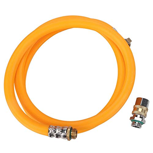 Wifehelper Tubo de la Manguera de la Lavadora de Alta presión DN6 Clip-on Conexión rápida Accesorios del pulverizador del Motor de Gasolina