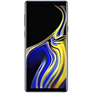 """Samsung Galaxy Note 9 Factory Unlocked Phone with 6.4"""" Screen and 512GB - Ocean Blue Screen Display"""