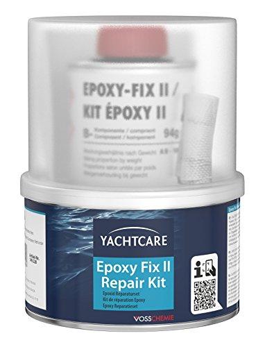 Yachtcare Epoxy Fix Repair Kit - universell einsetzbares Epoxidharz Reparaturset