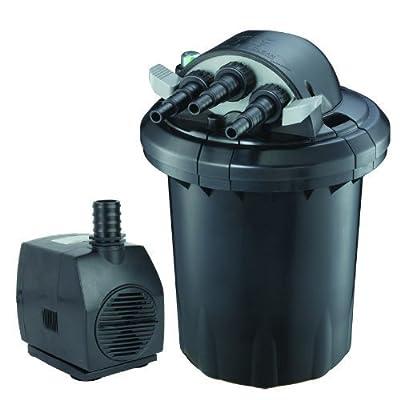 Jebao CF-10 Bio Pressure 13W Pond Filter with 528GPH Pump